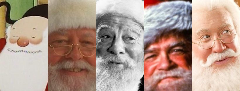 santa claus actors