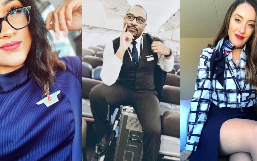 So You Want To Be A Flight Attendant…