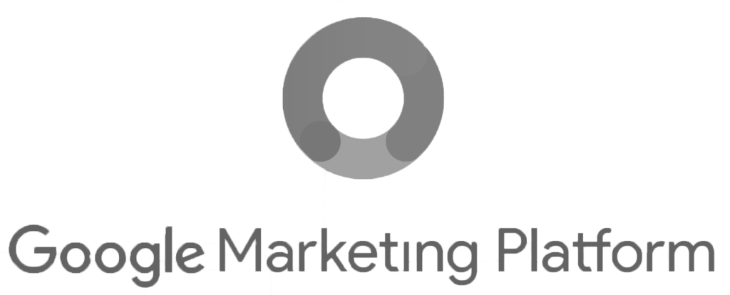 Google Marketing BW Logo