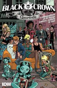 Black Crown Quarterly #1 Review