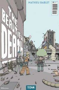 The Beautiful Death #1 Review