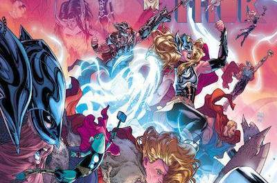 The Mighty Thor #700 Review