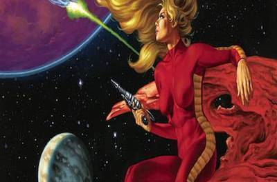 Barbarella #1 Review