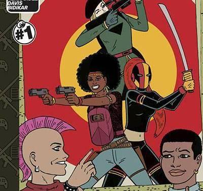 Assassinistas #1 Review