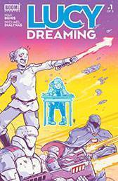 Lucy Dreaming #1 Review