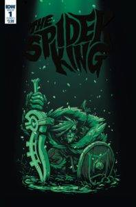 Spider King #1 Review