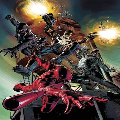 Marvel Knight's 20th Anniversary #1 Review
