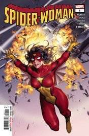 Spider-Woman #1 Review