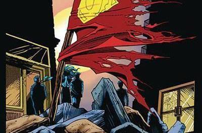 Two-Headed Nerd #575: Comic Book Deaths