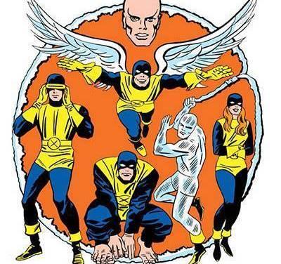 Two-Headed Nerd #585: Our Five X-Men