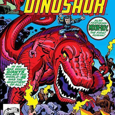 Two-Headed Nerd #617: Giant Monsters!