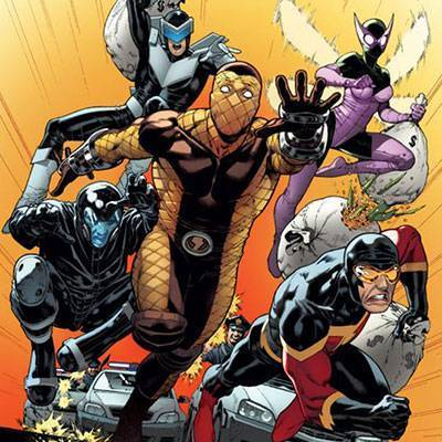 THN Cover to Cover 5/29/21: Johns & Hitch JSA, the Return of Zealot, Kick-Ass Kraven, Hickman's Inferno, Lame Villains We Love & MORE!