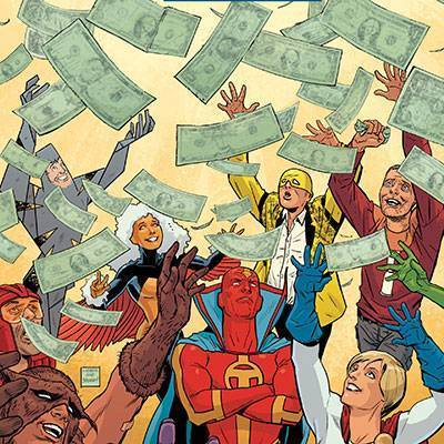 THN Cover to Cover 9/25/21: Happy Birthday New 52, Disney Vs. Creators, What If, Bendis Batman, Batgirls, One-Star Squadron & MORE!