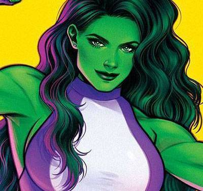 COVER TO COVER 10/23: COMIC BOOK MOVIE & TV NEWS: TRIAL OF THE AMAZONS, NEW SHE-HULK SERIES AND SUPERMAN'S NEW MOTTO, PLUS YOUR CALLS!