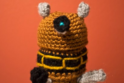 Amigurumi Dalek (3 of 14)