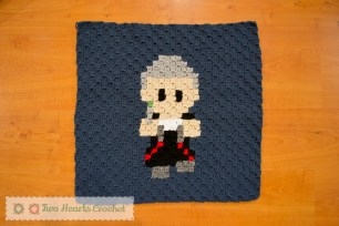 Square #9: Twelfth Doctor