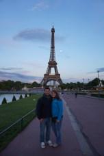 Le symbol plus grand de Paris.