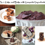 Guest Post from Sneaky Veg – Top 5 Cakes and Bakes with Unexpected Ingredients