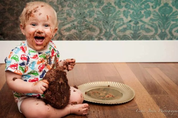 Cake Smash Neath - gifts for one year old