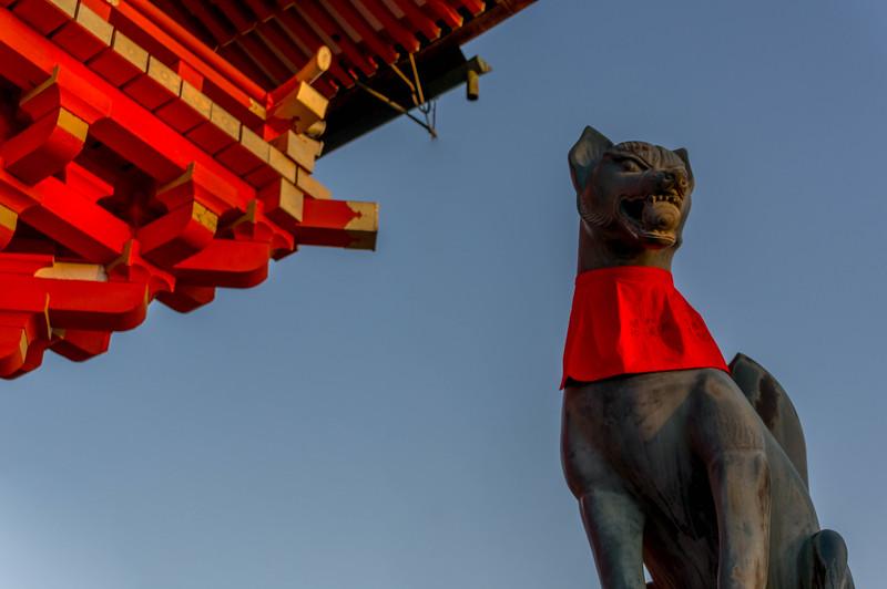 japansk skulptur