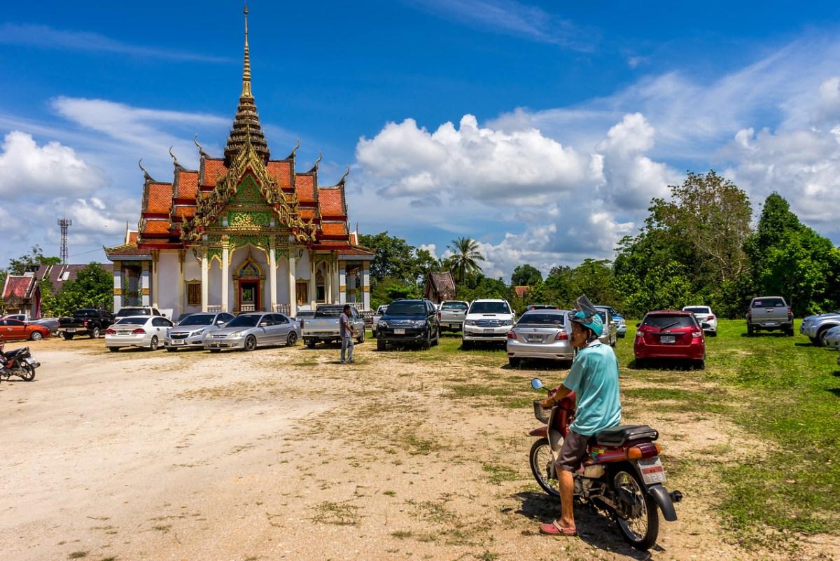 thailandsk tempel
