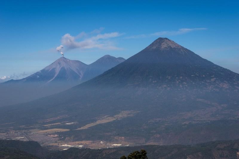 guatemala vulkaner