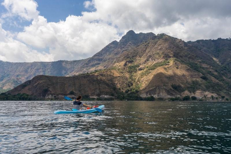 atitlán søen guatemala
