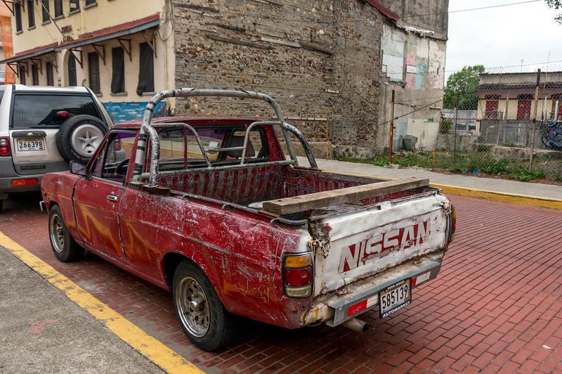 old nissan panama city