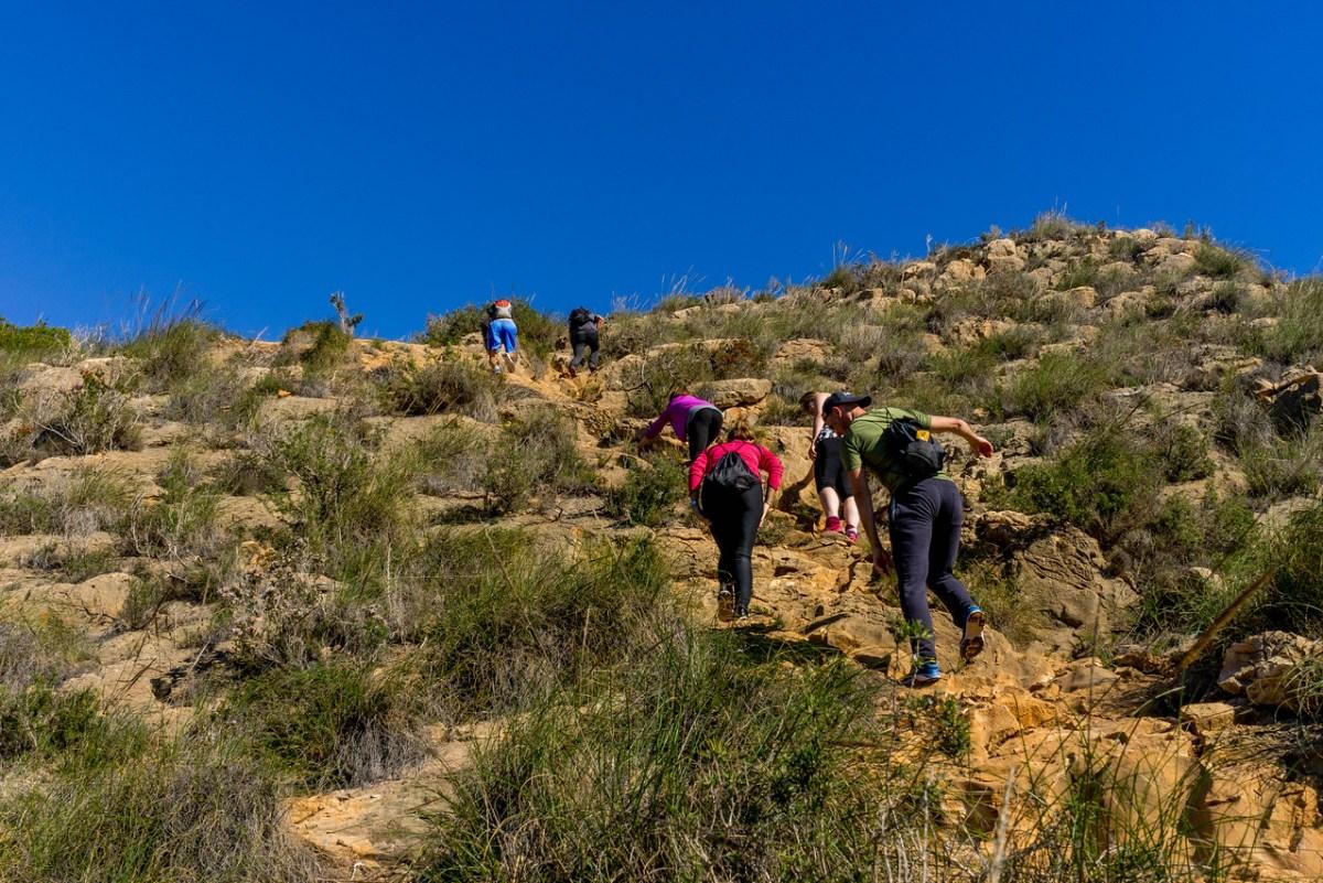 hiking benidorm