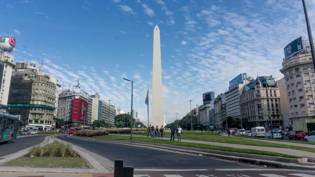 obelisken buenos aires