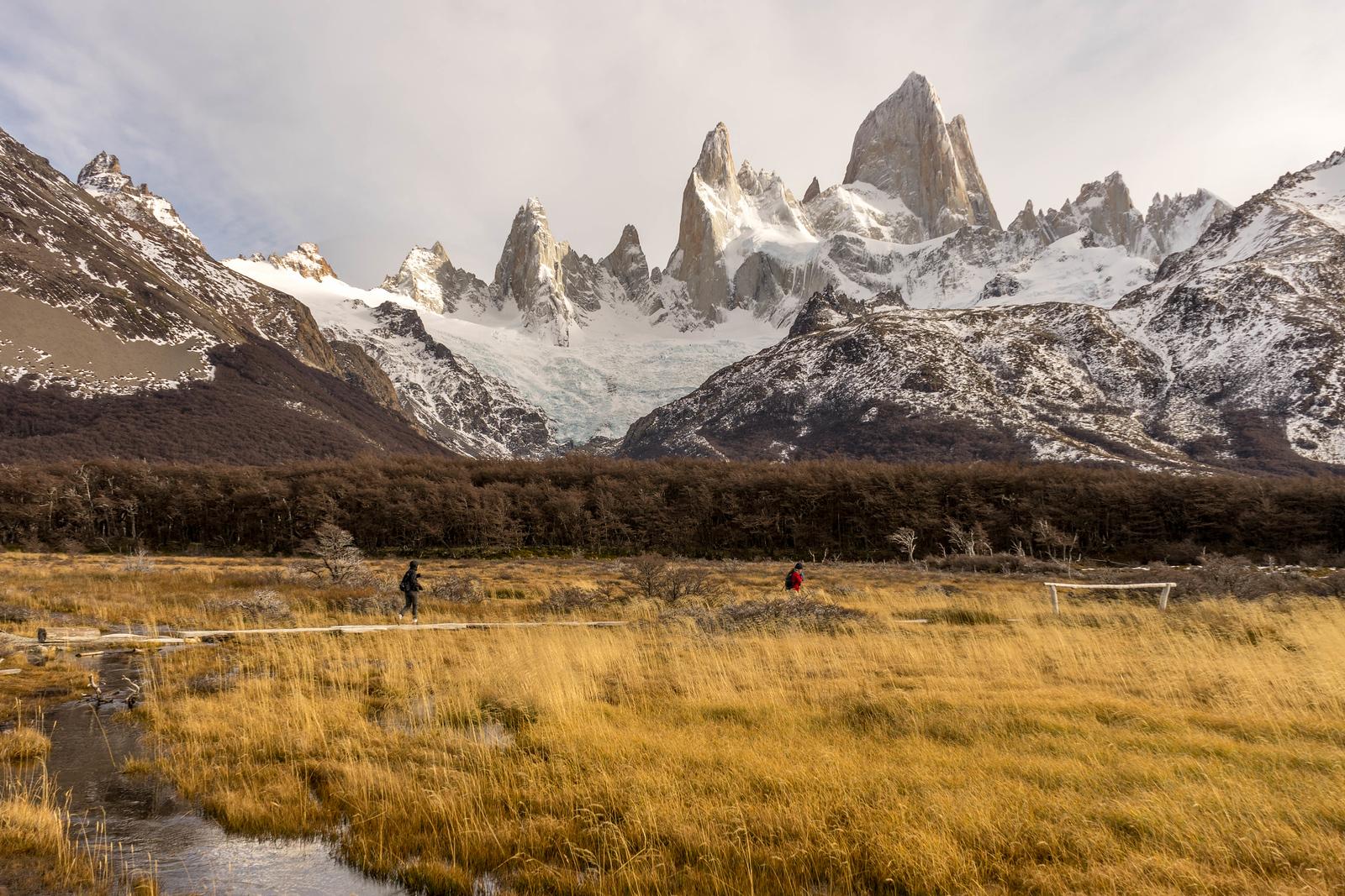 patagonien billeder mount fitz roy