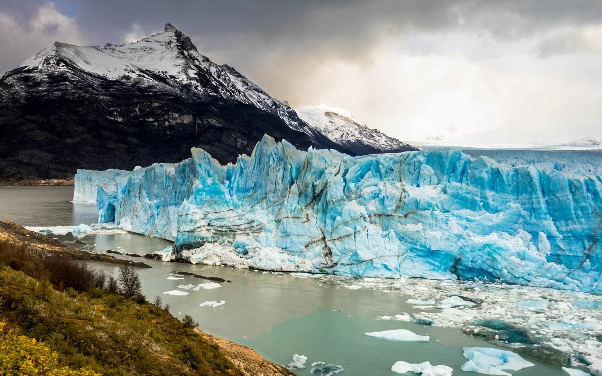 patagonien billeder perito moreno gletsjer