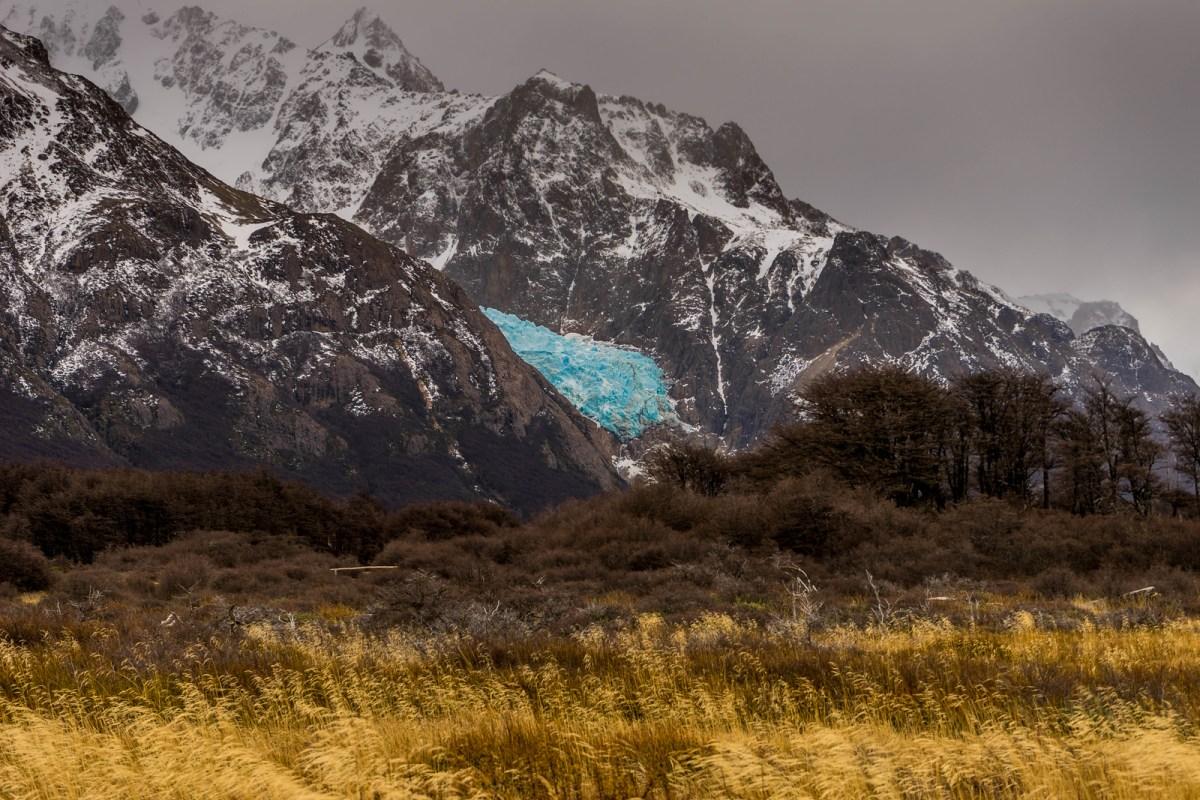 patagonien billeder gletsjer