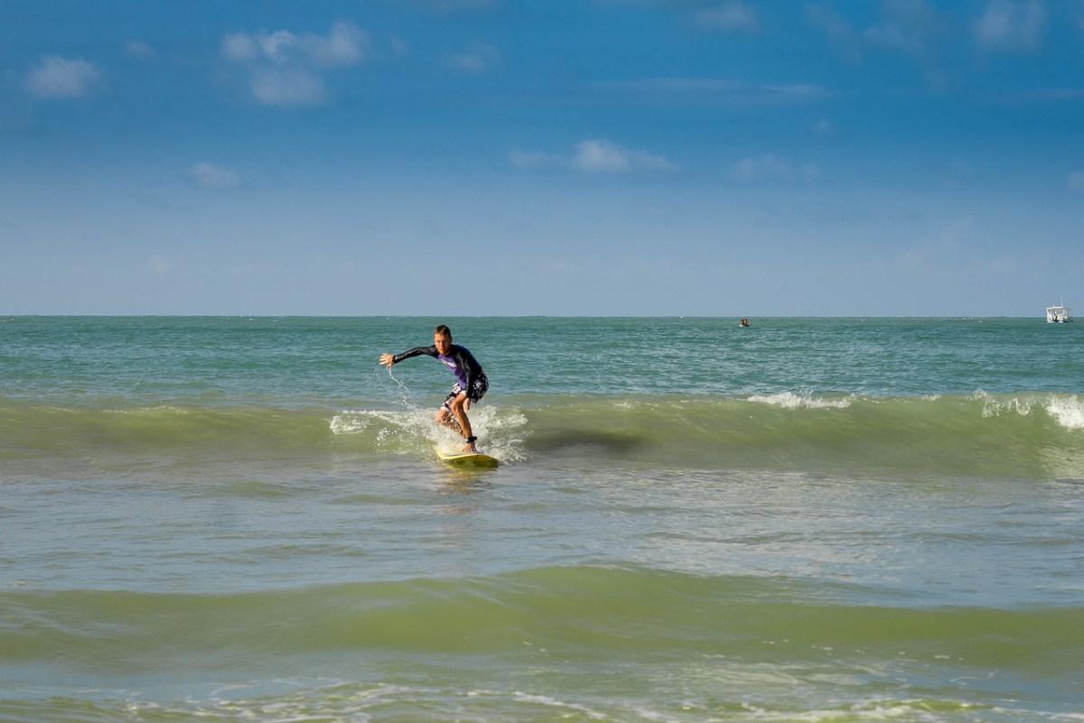 surfing i natal