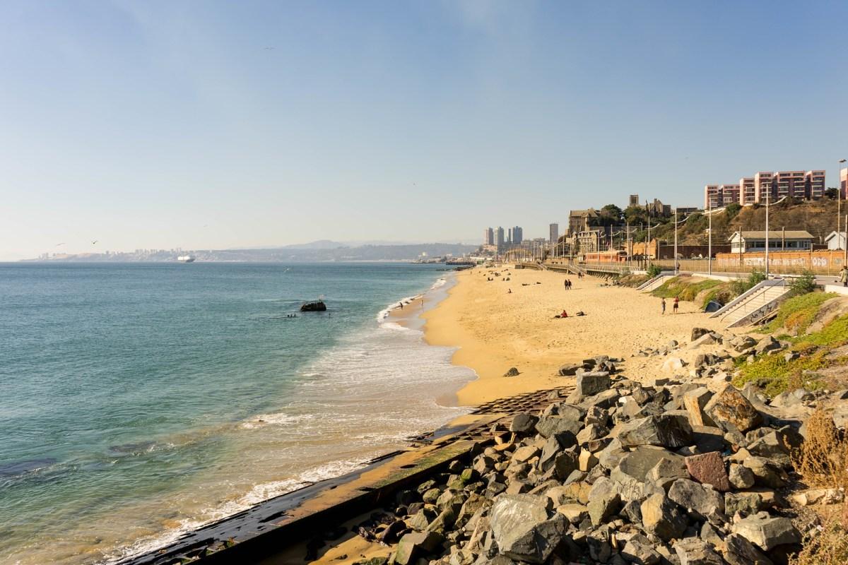 valparaiso strand