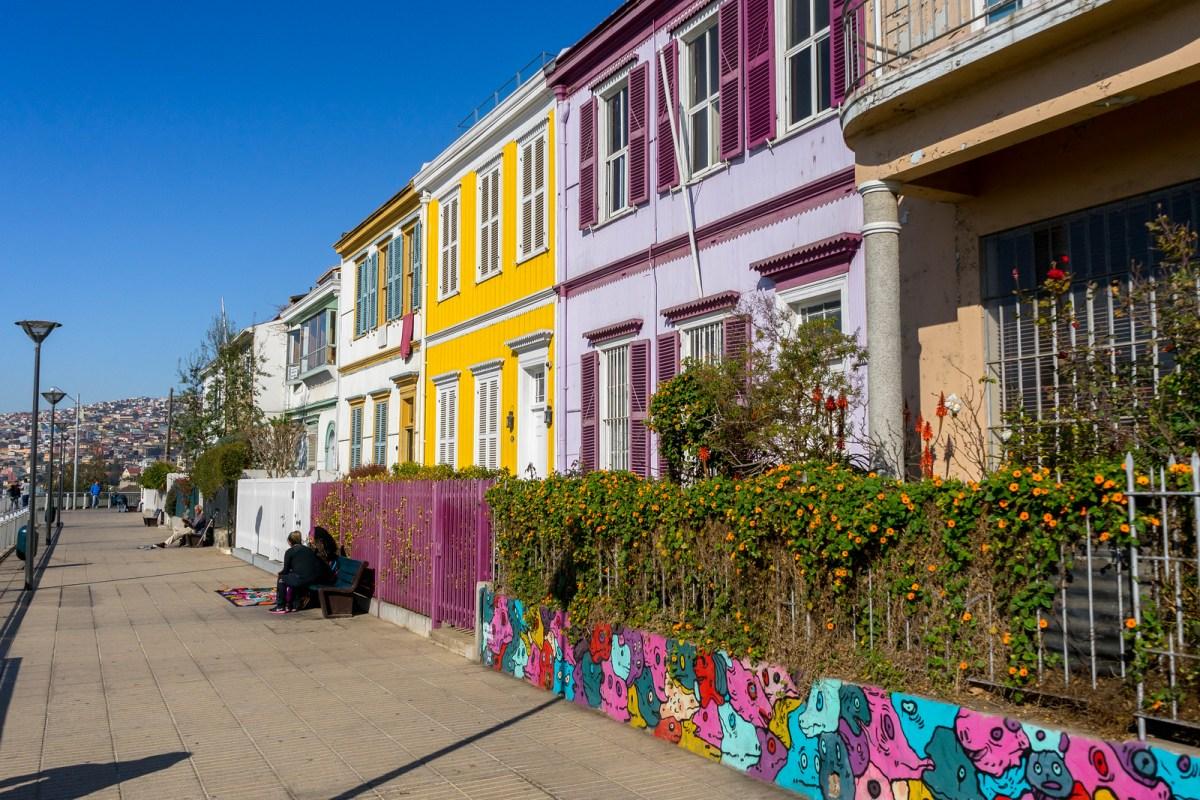 huse i valparaiso