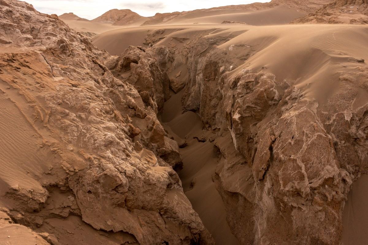 sand lavine