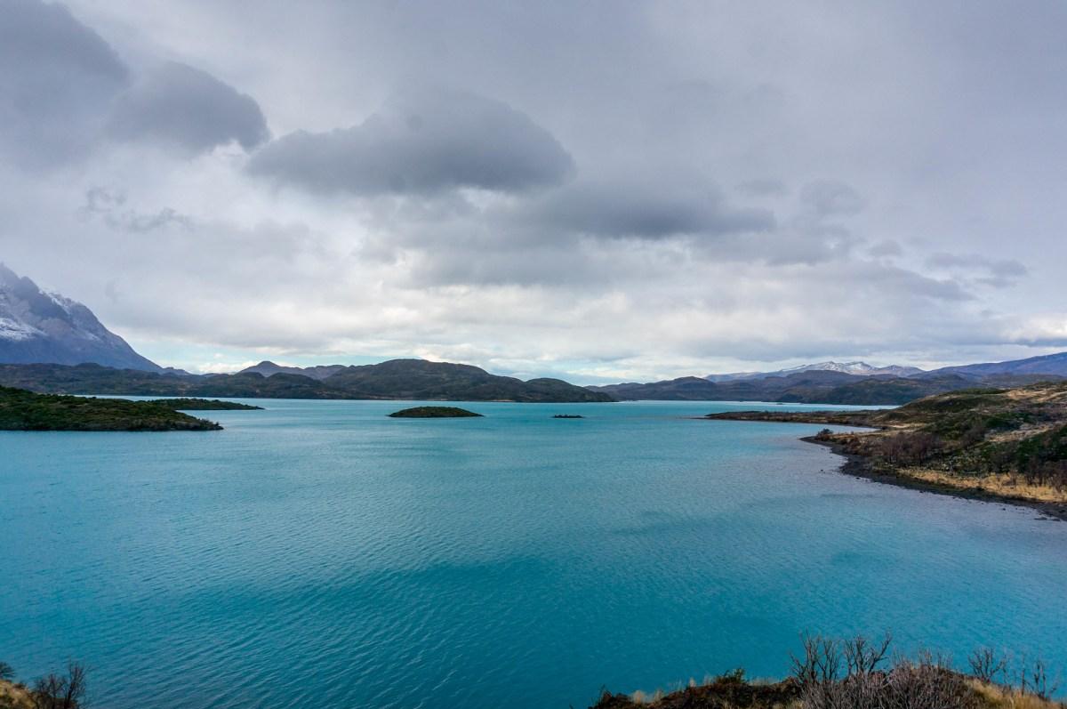 patagonien billeder lago pehoe