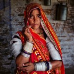 00736_04, 735_04B, Rabari woman, Rajasthan, India, 2010