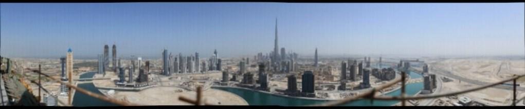 Gigapan-Dubai