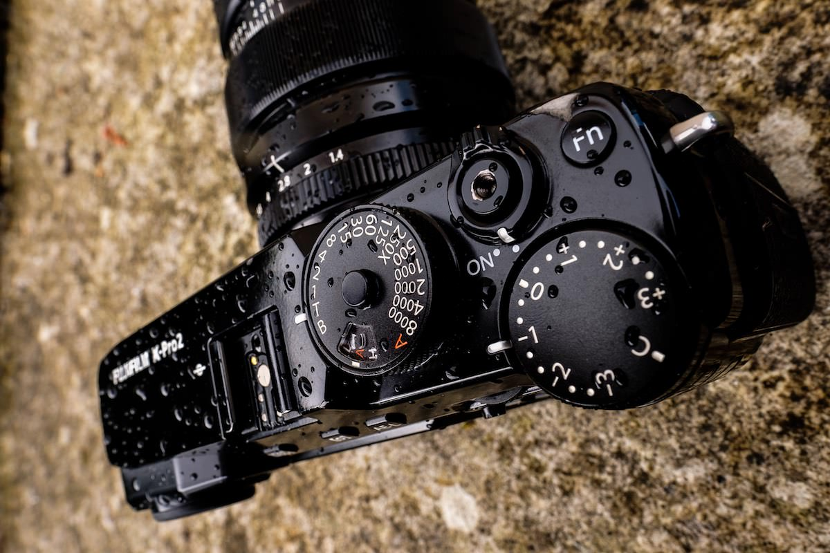Manual adjust Your ISO With Your Exposure Dial On The X-PRO2 & X100F