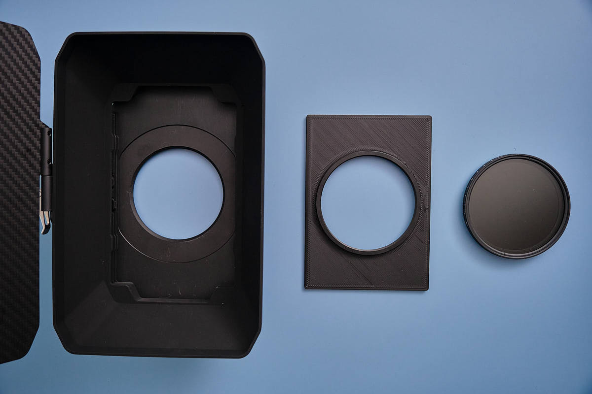 Filter Friend and Filter with Matte Box