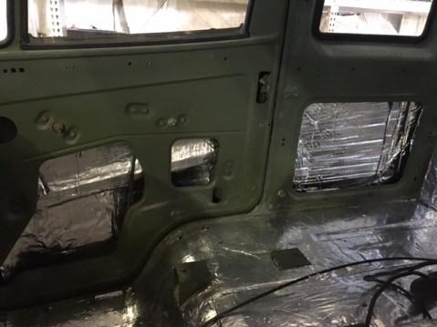 M1083 Interior