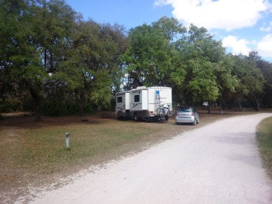 Merlin's site at Fisheating Creek
