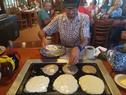 My #1 pancake maker :)