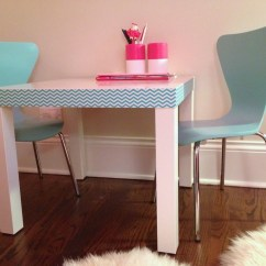 Fun Chairs For Kids Rooms Slipcovers Without Arms Seven Great Kid Sized Twoinspiredesign Ikea Lack Hack Madeleine Room