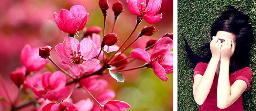 Sezonowa alergia oczna – zwiastunem wiosny?