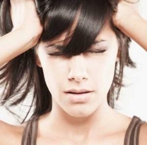 Ciągły ból głowy