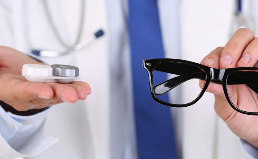 Dlaczego soczewki są lepsze niż okulary?