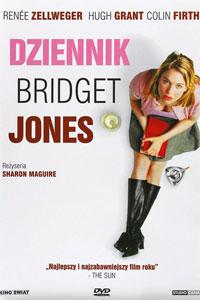 okładka dvd filmu dziennik bridget jones